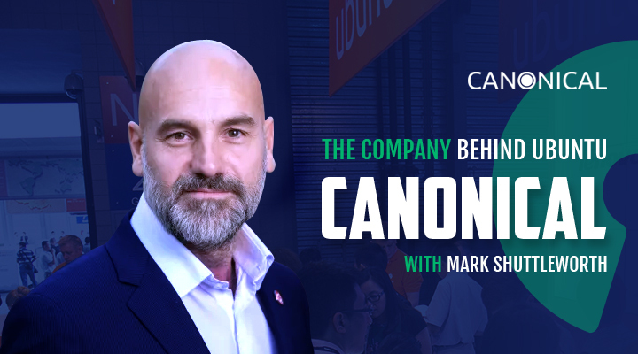 Canonical with Mark Shuttleworth