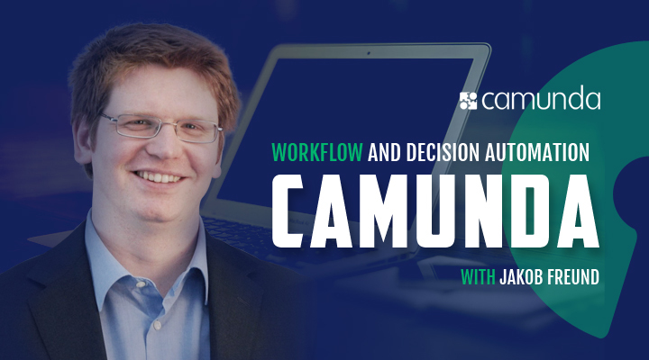 Camunda with Jakob Freund