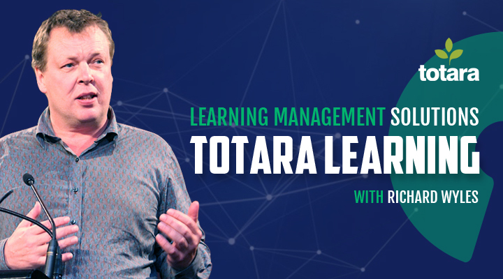 Totara Learning with Richard Wyles