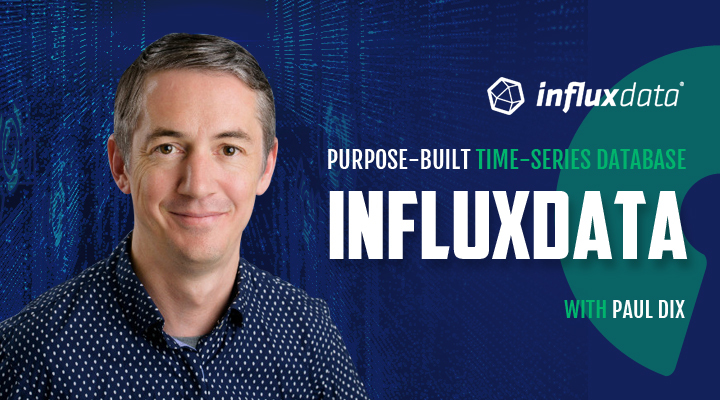 Influxdata with Paul Dix