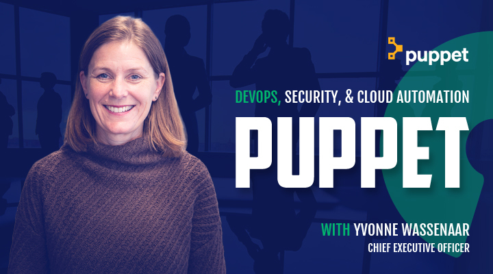 Episode 44: Yvonne Wassenaar CEO of Puppet