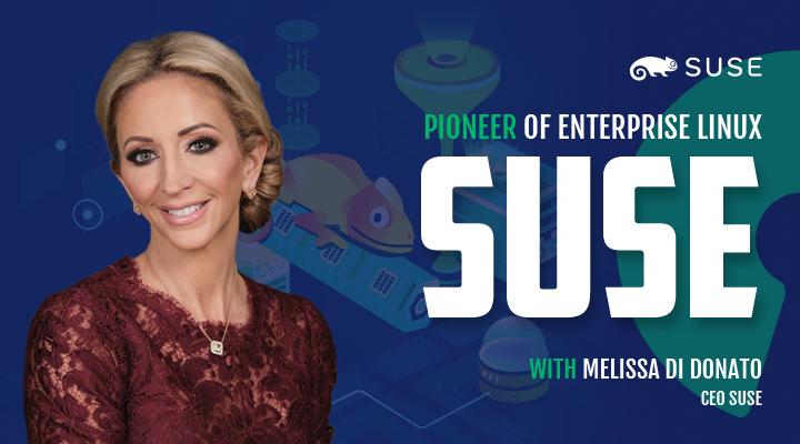 SUSE with Melissa Di Donato