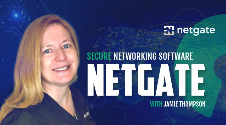 Episode 2: Netgate - Secure Networking Software with Jamie Thompson